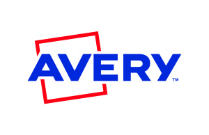 Avery Logo on White