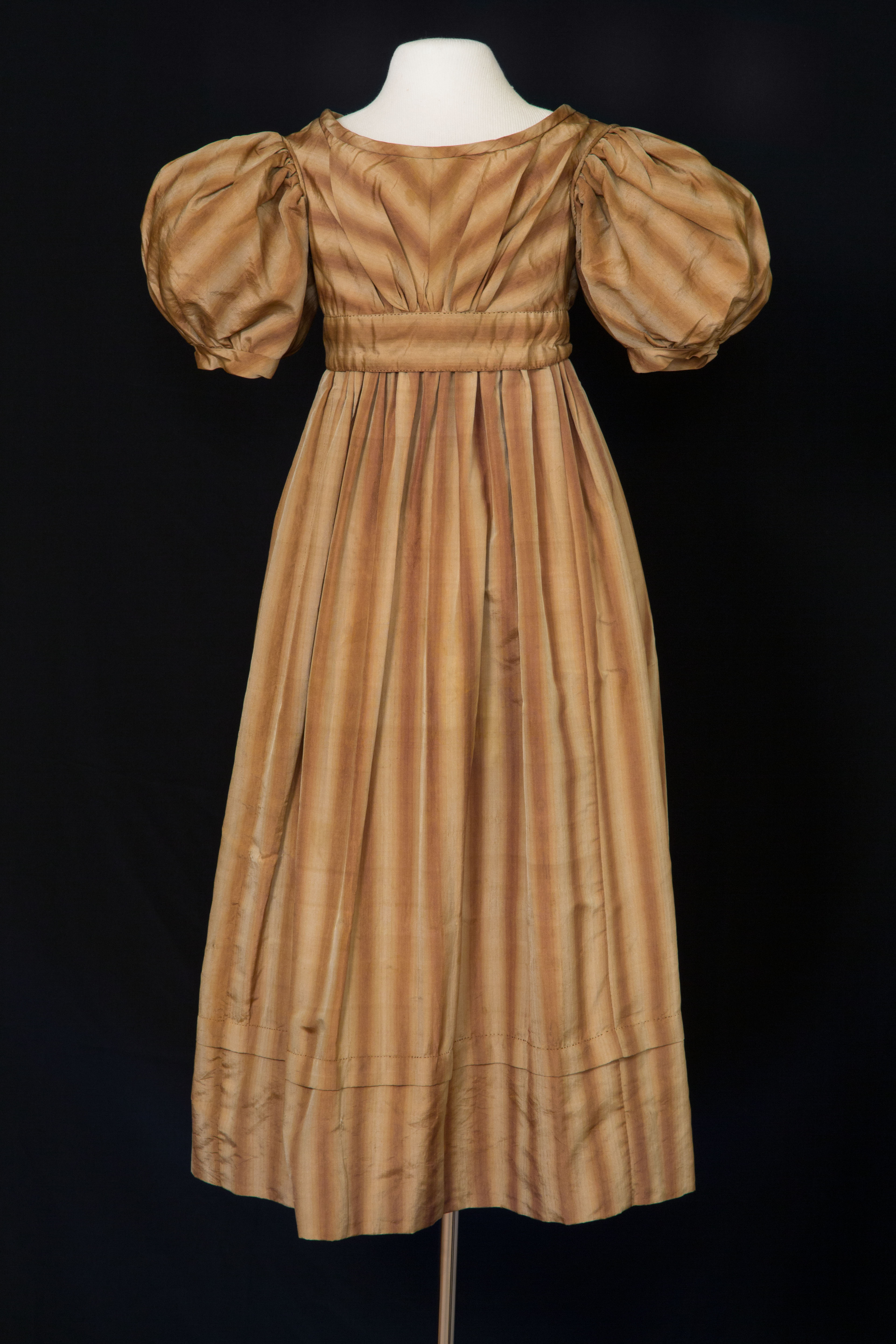 "New Exhibition! ""History in the Stitches: Framingham Fashion through the Centuries"" @ Edgell Memorial Library 
