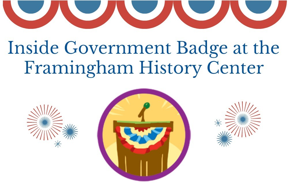 Inside government junior badge framingham history center junior troops will explore laws that affect us everyday speak with special guest visitors senator karen spilka and framingham town historian fred wallace solutioingenieria Gallery