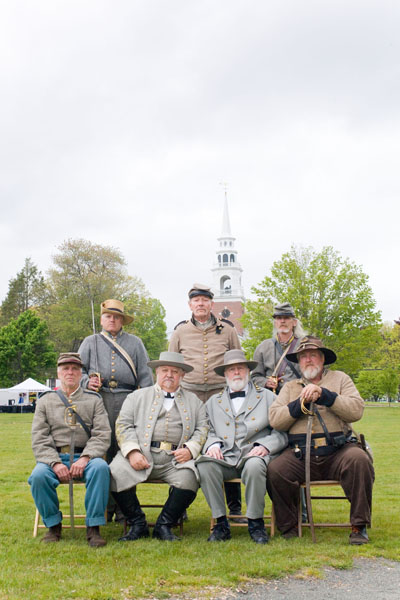 Living History Civil War Event